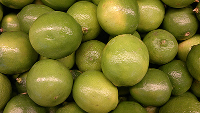 Limes, with Auto White Balance