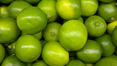 Limes, with White Balance override